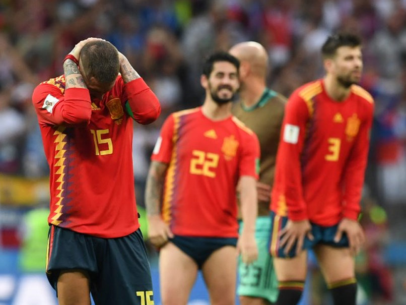 Spain Forgot To Get The Second Goal