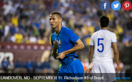 Richarlison impressive for club and country