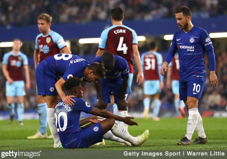 Burnley frustrate & amaze in draw against Chelsea