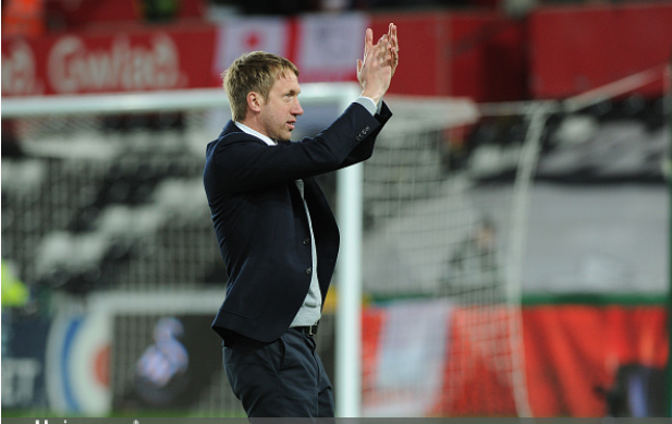 Graham Potter could be a shrewd appointment for Brighton