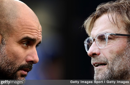 Who will be champions: Manchester City or Liverpool?
