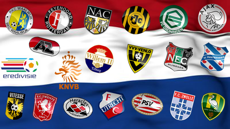 Eredivisie Teams