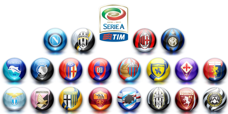 Italy Serie A League Italy Serie A League Teams Italy Serie A History